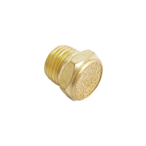 SLM铜消声器