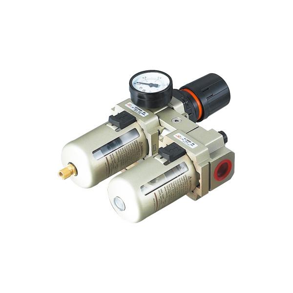 空气过滤器组合二联件(自动排水型)